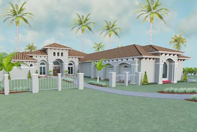 3D Custom Home Design Service
